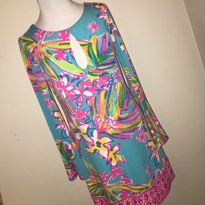 Lilly Pulitzer Fairfield Tunic Dress NWT
